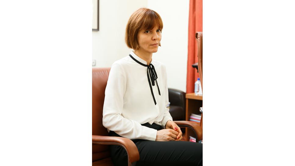 Анна Кудрявцева, заместитель директора по научной работе ИМБ