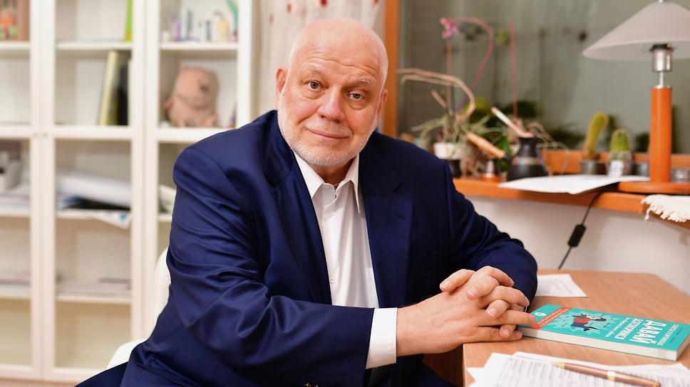 Академик Алексей Семенов