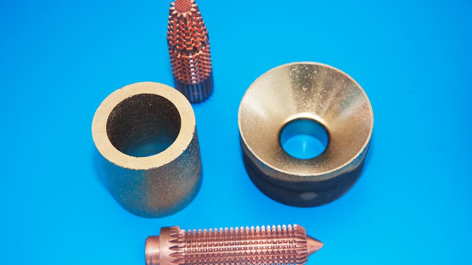 Образцы с тугоплавкими покрытиями на основе вольфрама и его соединений, нанесенными методом химического осаждения из газовой фазы