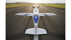 Электрический полет  / Сделан первый шаг к чистому небу, считают британские чиновники