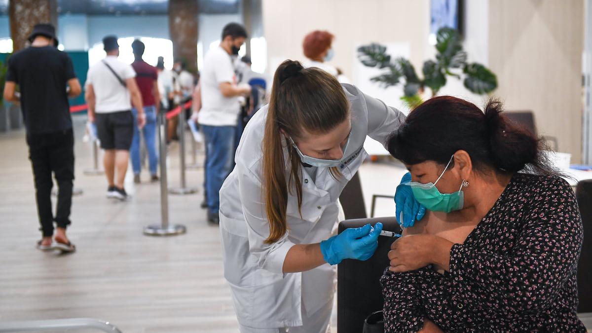 Вакцина от ковида помогает не только от ковида
