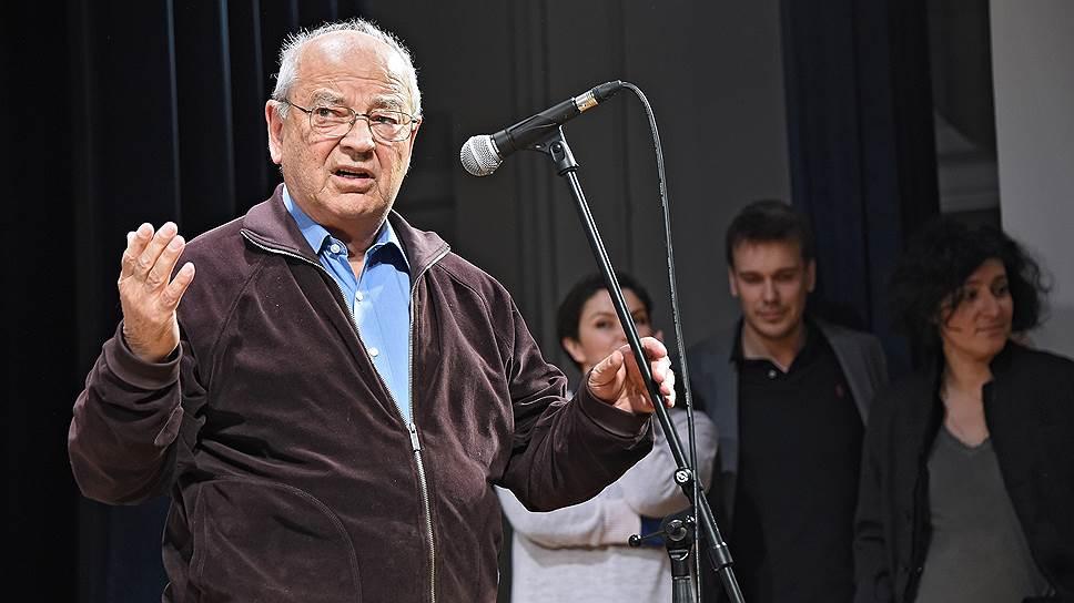 """Учредитель благотворительного фонда """"Династия"""" Дмитрий Зимин (слева)"""