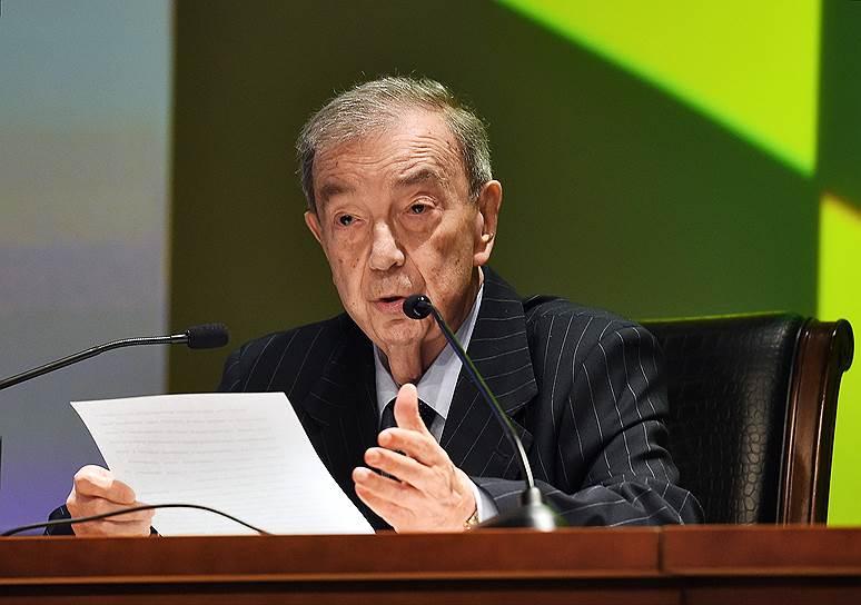 Бывший премьер-министр России Евгений Примаков