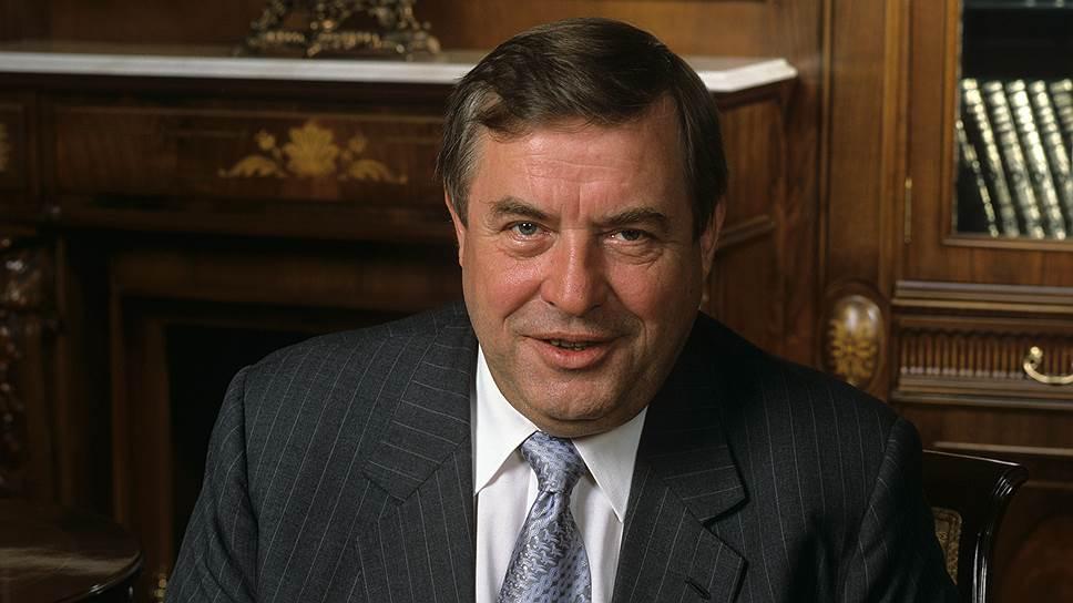 Бывший председатель Госдумы Геннадий Селезнев