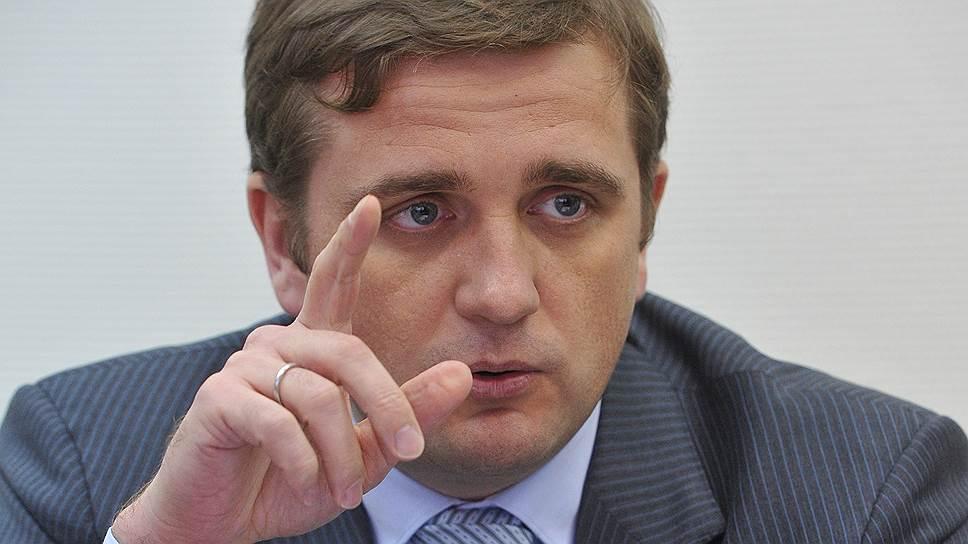 Глава Росрыболовства Илья Шестаков
