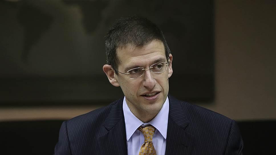 Представитель Минфина США Адам Шубин