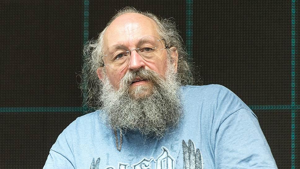 Политический консультант, многократный победитель интеллектуальных игр Анатолий Вассерман