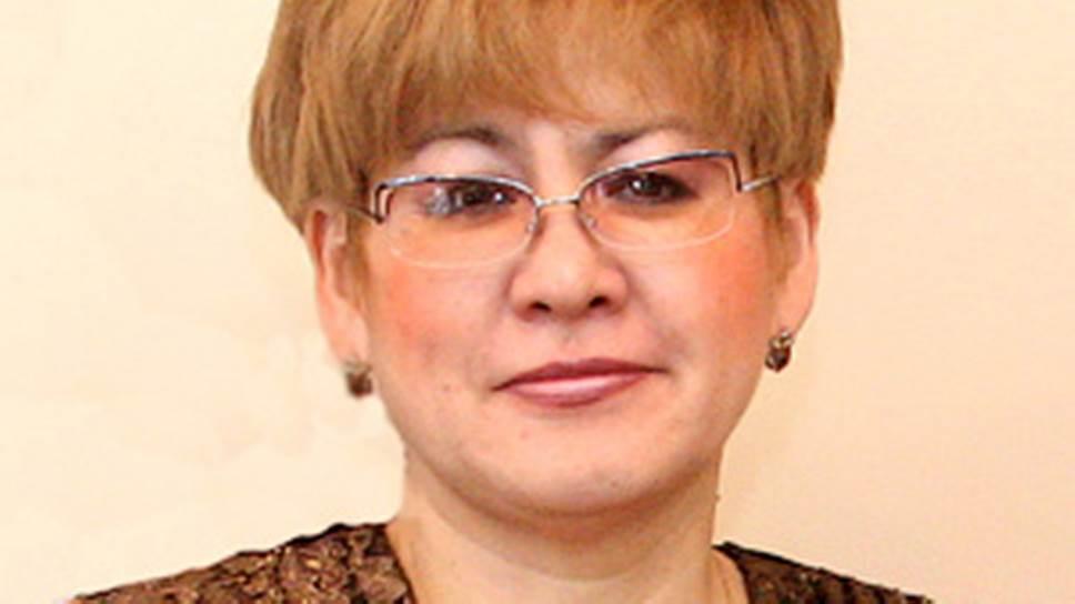 И. о. губернатора Забайкальского края Наталья Жданова