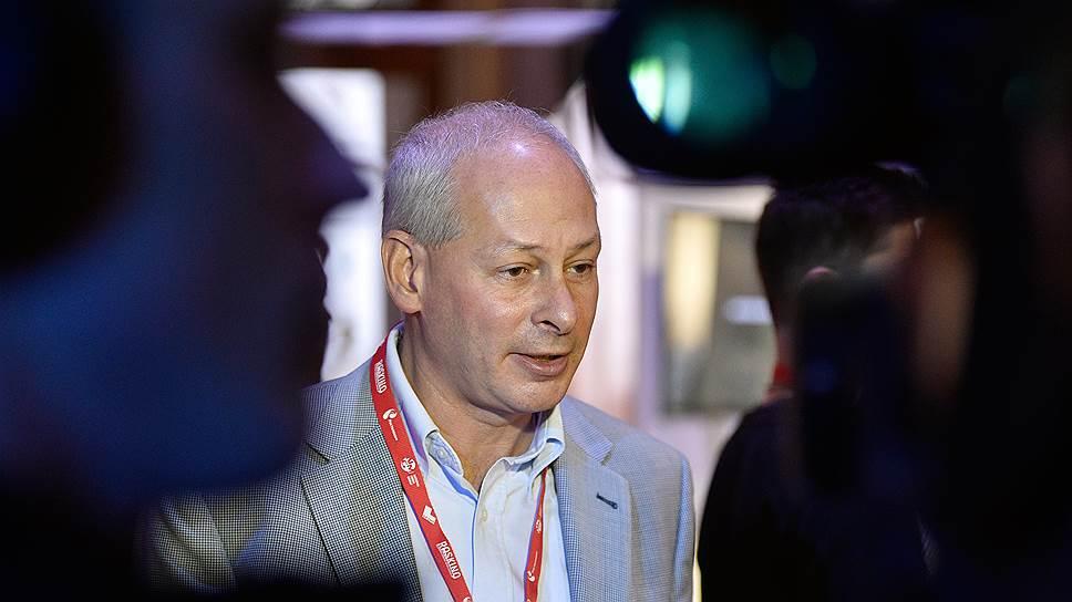 Заместитель министра связи и массовых коммуникаций России Алексей Волин