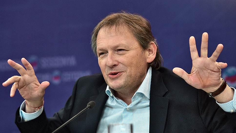 Бизнес-омбудсмен, председатель Партии роста Борис Титов