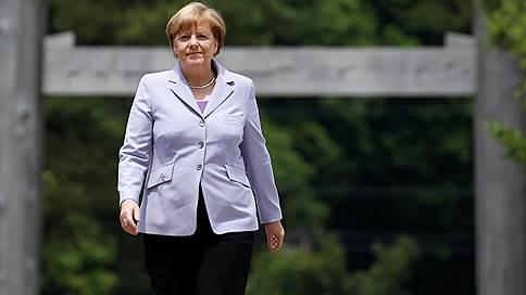 ангела меркель выступила единую экономическую зону россией канцлер