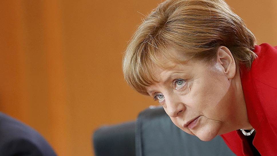 Ангела Меркель выступила за единую экономическую зону с Россией