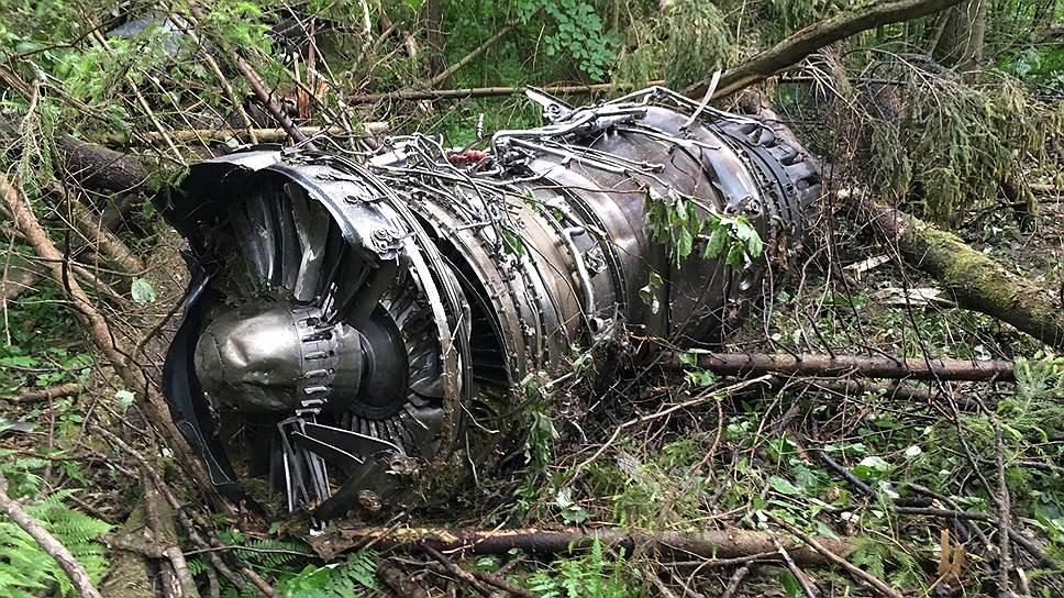 При крушении истребителя Су-27 «Русских витязей» в Подмосковье погиб пилот
