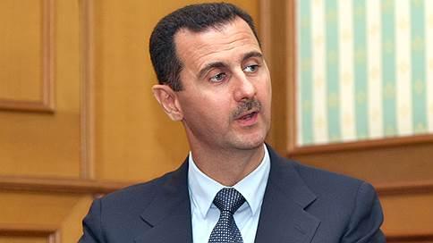 башар асад издал указ формировании правительства сирии