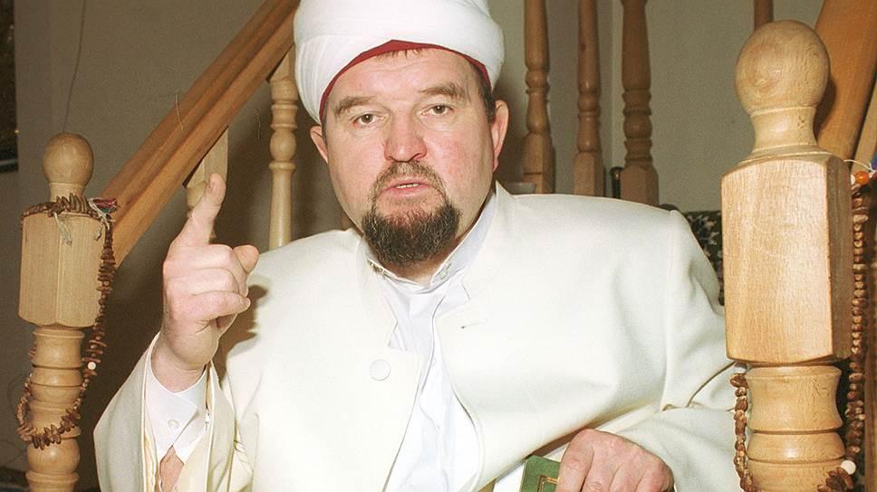 Имам московской мечети «Ярдям» Махмуд Велитов