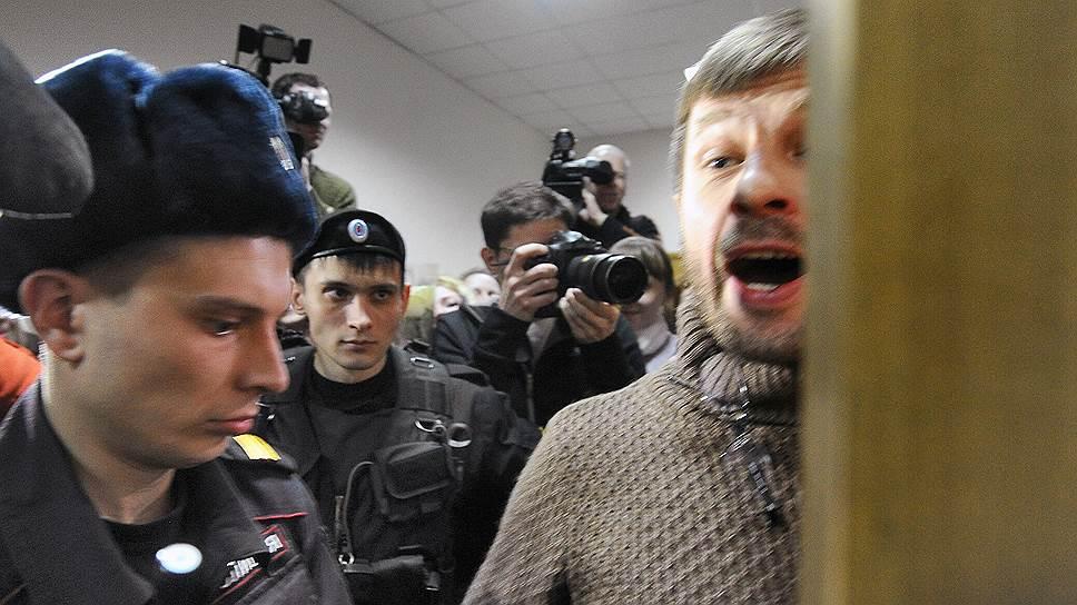 Отстраненный мэр Ярославля Евгений Урлашов