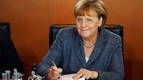 ангела меркель оснований отмены санкций против россии