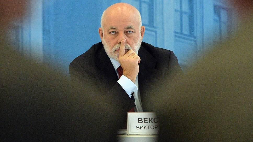Председатель совета директоров «Реновы» Виктор Вексельберг