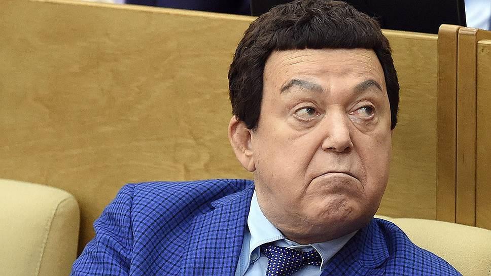 Первый заместитель председателя комитета Госдумы по культуре