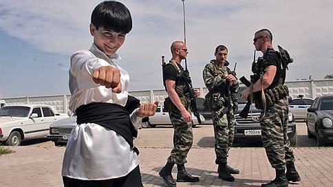 рамзан кадыров подготовкой спецназа чечне заняться американские инструкторы