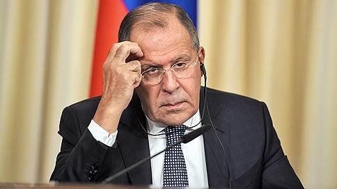 сергей лавров назвал терроризм главной международной проблемой