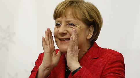 ангела меркель выдвинута качестве единого кандидата хдс хсс