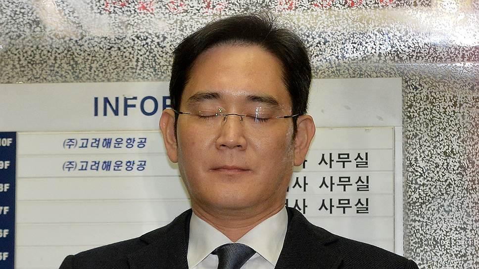 Вице-президент Samsung Electronics Ли Чже Ён