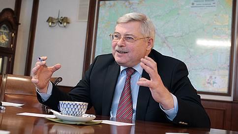 владимир путин назначил сергея жвачкина врио главы томской