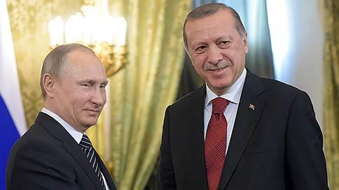 владимир путин встретился реджепом тайипом эрдоганом