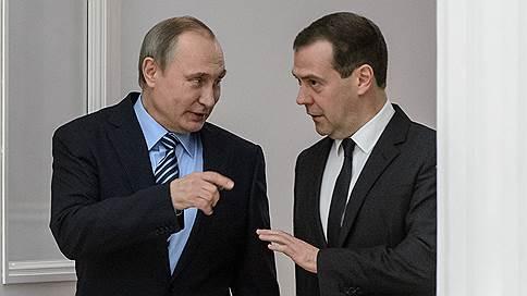 владимир путин болезни дмитрия медведева