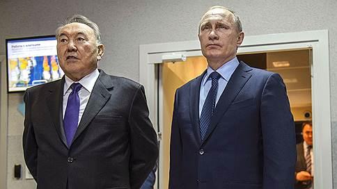 владимир путин нурсултан назарбаев обсудили межсирийские переговоры двусторонние