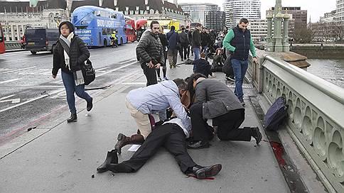 Жертвами теракта возле парламента Великобритании стали пять человек // Нападавший ликвидирован, его личность устанавливается
