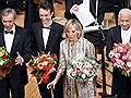 Владимир Спиваков выступил в Москве с главой Фонда Louis Vuitton