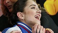 Фигуристка Евгения Медведева завоевала золото на ЧМ в Финляндии
