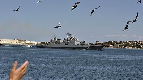 Фрегат Адмирал Григорович присоединился к российской эскадре в Средиземном море