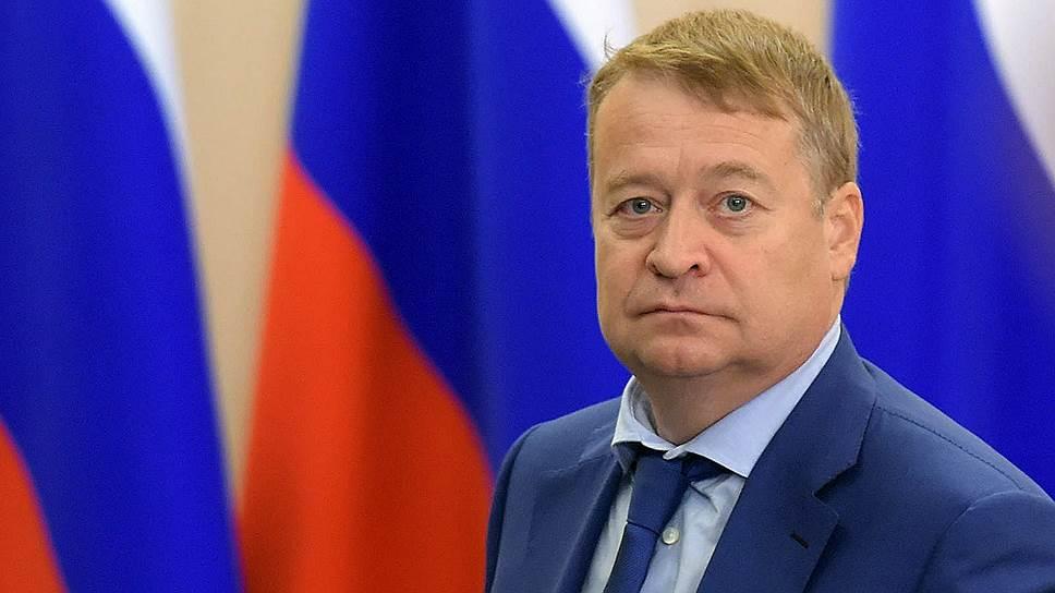 Бывший глава Марий-Эл Леонид Маркелов