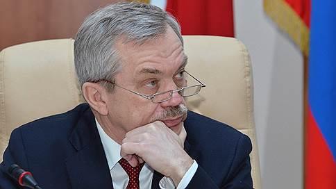 Президент одобрил решение белгородского губернатора идти на новый срок