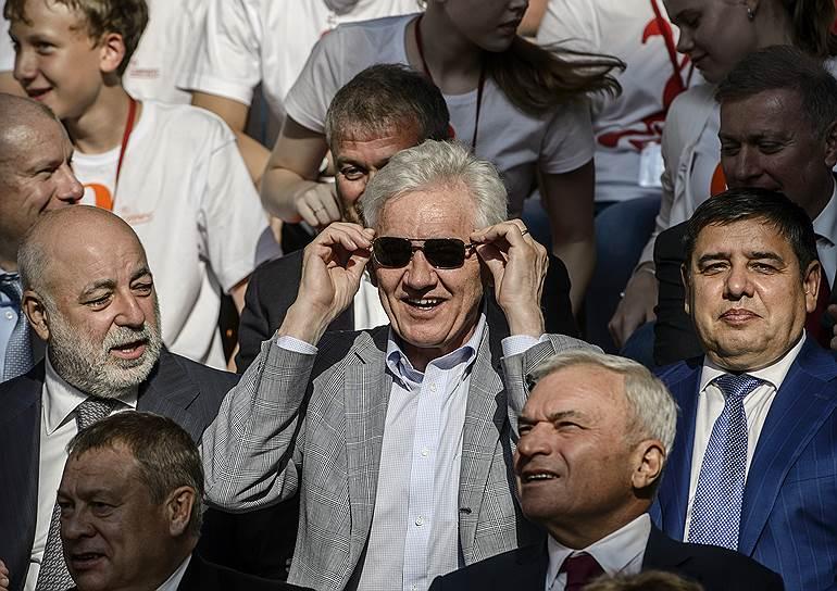 4 место. Глава Volga Group Геннадий Тимченко, $16 млрд