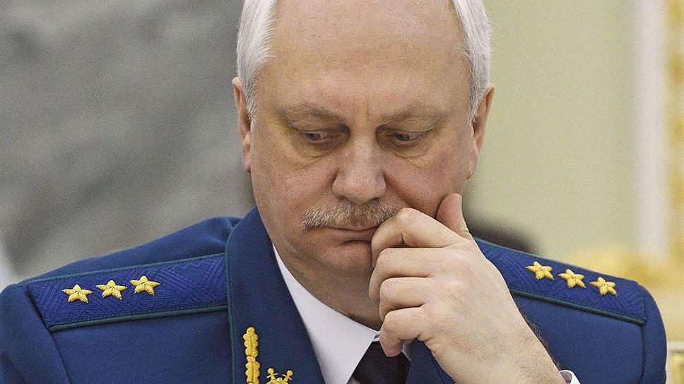 Главный военный прокурор России Сергей Фридинский