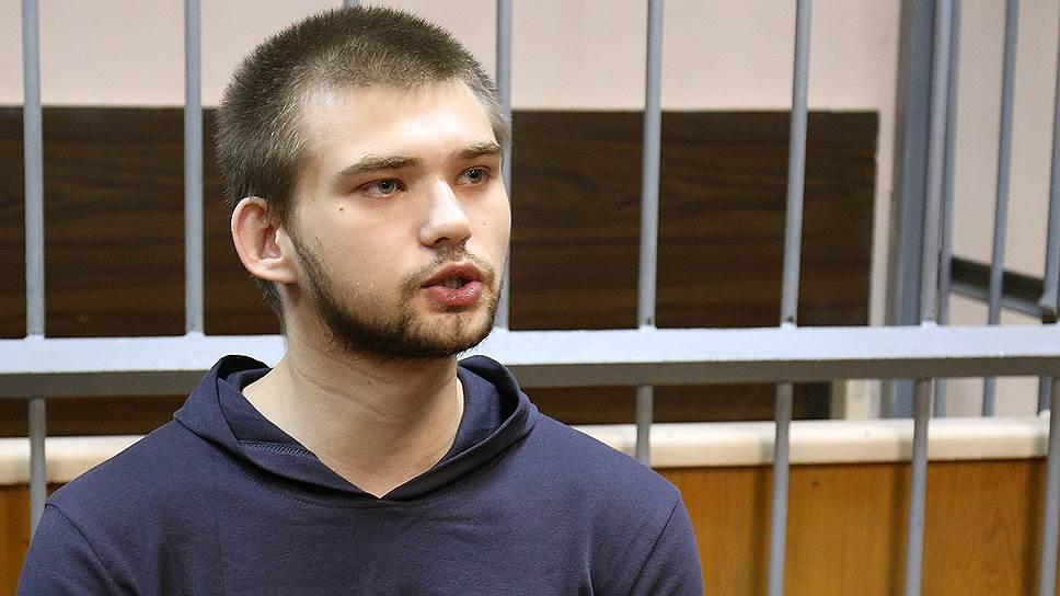 Осужденный блогер Руслан Соколовский