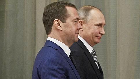 Медведев представил Путину план развития экономики России до 2025 года