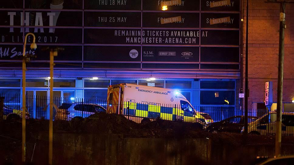 Как развивались события в Манчестере