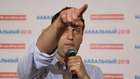 алексей навальный перенес акцию оппозиции тверскую улицу