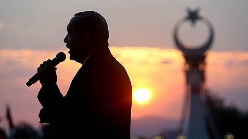 Эрдоган заявил о множестве врагов, желающих гибели Турции