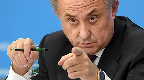 Виталий Мутко не считает переименование синхронного плавания важным