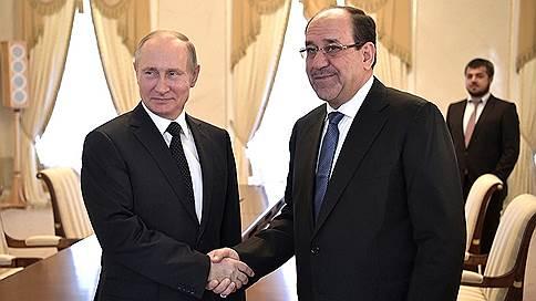 Владимир Путин обсудил с вице-президентом Ирака  поставки танков Т-90