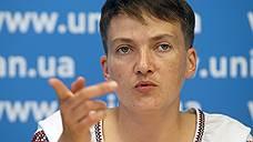 Надежда Савченко намерена баллотироваться в президенты Украины