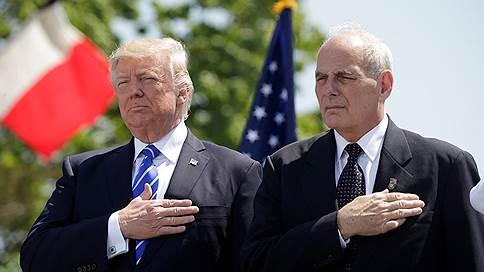 Трамп назначил Келли главой аппарата Белого дома