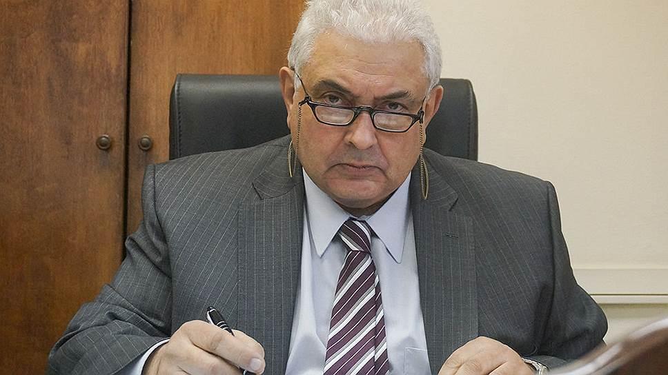 Директор 3-го Европейского департамента МИД России Сергей Нечаев