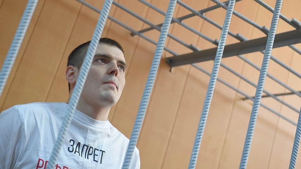 Почему Александр Соколов не признал своей вины